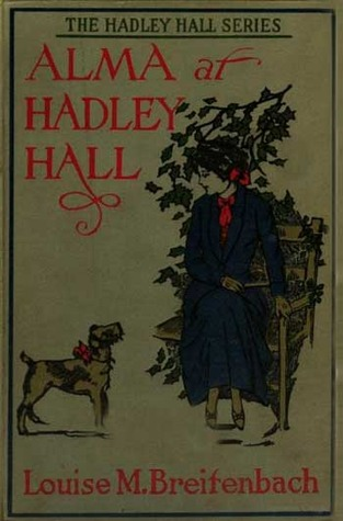 Alma at Hadley Hall (Hadley Hall, #1)