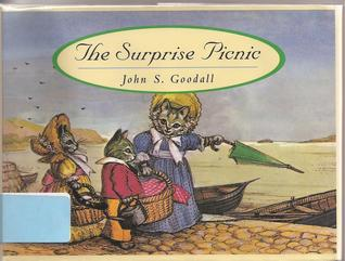 The Surprise Picnic by John S. Goodall