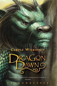 Dragon Dawn by Carole Wilkinson