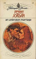 An Unbroken Marriage (Harlequin Presents #553)