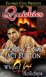Holiday Bound by Jaci Burton