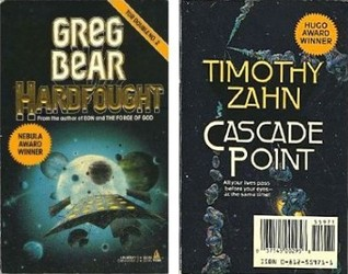 Hardfought/Cascade Point by Greg Bear