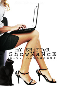 My Shifter Showmance by R.G. Alexander