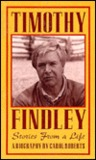 a biography of timothy findley a canadian author