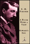 A Room with a View/Howards End (Modern Library)