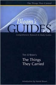 Tim O'Brien's The Things They Carried by Harold Bloom