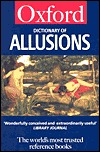 The Oxford Dictionary of Allusions by Andrew Delahunty