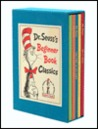 Dr. Seuss's Beginner Book Classics/Dr. Seuess's Abc/Green Eggs and Ham/Cat in the Hat/One Fish Two Fish Red Fish Blue Fish/Fox in Socks (I Can Read It)