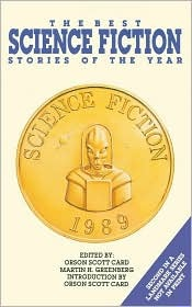 Best Science Fiction Stories of the Year, 1989