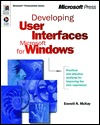 Developing User Interfaces for Microsoft Windows