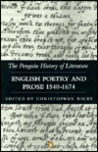 English Poetry and Prose, 1540-1674