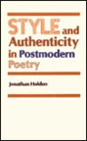 Style and Authenticity in Postmodern Poetry