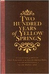 Two Hundred Years of Yellow Springs