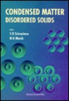 Condensed Matter: Disordered Solids