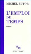 L'emploi du temps by Michel Butor