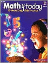 Math 4 Today, Grades 2-4 by School Specialty Publishing