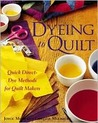 Dyeing to Quilt