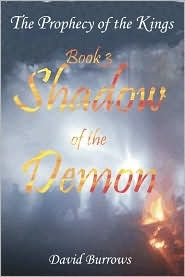 Shadow of the Demon by David  Burrows