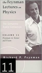 The Feynman Lectures on Physics Vol 11: On Science & Vision
