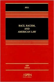 Race, Racism and American Law