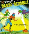 "Buck Rodgers 25th Century "" Strange Adventures In The Spider ... by Dick Calkins"