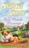 The One Month Marriage