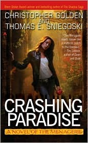 Crashing Paradise by Christopher Golden
