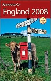 Frommer's England 2008 by Darwin Porter