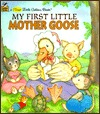 My First Little Mother Goose by Lucinda McQueen