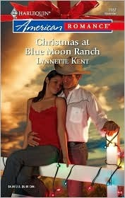 Christmas at Blue Moon Ranch by Lynnette Kent