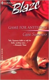 Game for Anything by Cara Summers