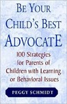 Be Your Child's Best Advocate