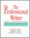The Professional Writer: A Guide for Advanced Technical Writing