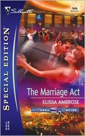 The Marriage Act (The Parks Empire #5)