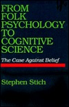 From Folk Psychology to Cognitive Science by Stephen P. Stich