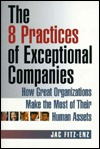 8 Practices of Exceptional Companies by Jac Fitz-Enz