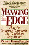 Managing on the Edge by Richard Pascale