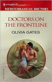 Doctors on the Frontline by Olivia Gates