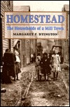 Homestead: The Households of a Mill Town