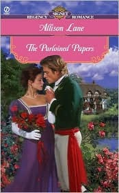The Purloined Papers by Allison Lane