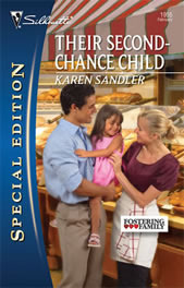 Their Second-Chance Child (Fostering Family, #1) (Silhouette Special Edition, #1955)