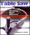 Table Saw: Workshop Bench Reference
