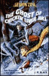 The Ghost of Chicken Liver Hill (Shadow Zone, #1)