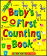 Baby's First Counting Book--Large