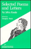 Selected Poems and Letters by John Keats