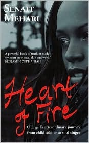 Heart of Fire by Senait G. Mehari