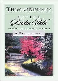 Off the Beaten Path: Finding God in Unexpected Places, a Devotional