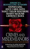 Crimes and Misdemeanors by Elaine Koster