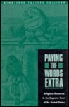 Paying the Words Extra: Religious Discourse in the Supreme Court of the United States
