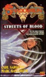 Streets of Blood (Shadowrun, #8)